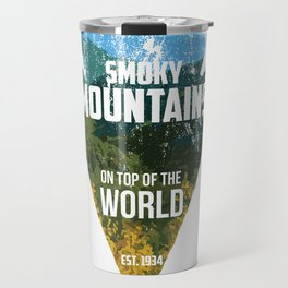 Smoky Mountains Travel Mug