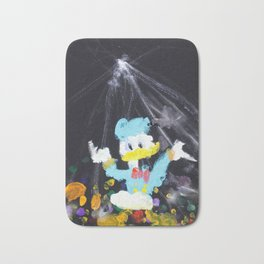 Quack Busts A Move And Then Busts Open The Tiger Balm Bath Mat