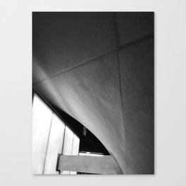 Light Curves Canvas Print