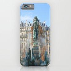 Paris Fountain Slim Case iPhone 6s