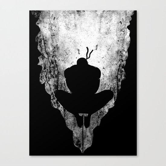 Ninja Slice V2 Canvas Print