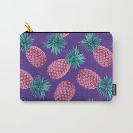 Colorful pineapples Carry-All Pouch