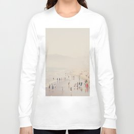 standing on the top of the world ... Long Sleeve T-shirt