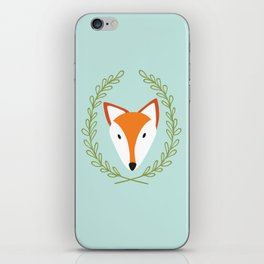 f o x iPhone Skin