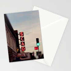 SCAD Stationery Cards