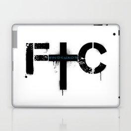 FindChaos - Logo Laptop & iPad Skin