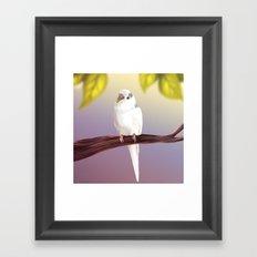 Yuffie Framed Art Print