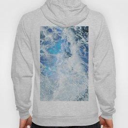 Blue Ocean Glow Hoody