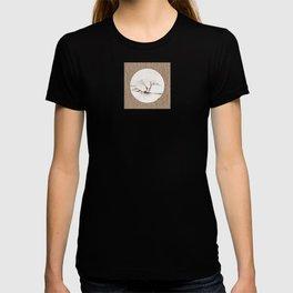 Scots Pine Paper Bag Sepia T-shirt