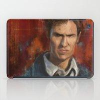 true detective iPad Cases featuring True Detective by LucioL