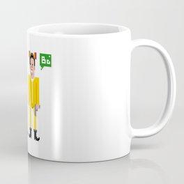 Pixel Breaking Bad Coffee Mug