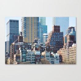 Apartamento Canvas Print