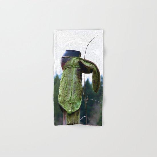 Cowboy Hanger Hand & Bath Towel