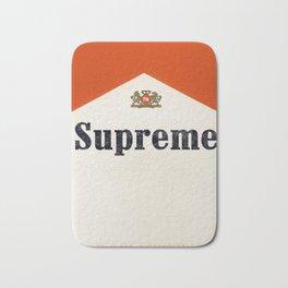 supreme smoke Bath Mat