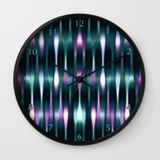 The Jelly Bean Express Platform 54 Wall Clock