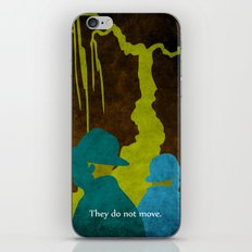 WAITING FOR GODOT - Book | Novel | Retro | Vintage | Vector | Surrealism | Funny | Irish iPhone & iPod Skin