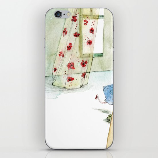 Runway Princess  iPhone Skin