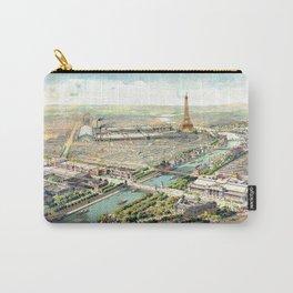 Paris World Fair 1900 Carry-All Pouch