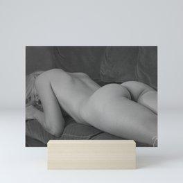 Julie Darling 0892 - Nude Nue Mini Art Print