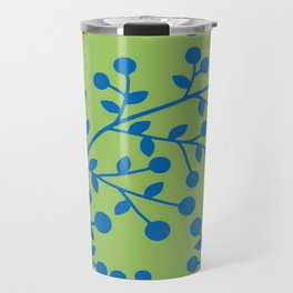 Blueberry Fields Forever Travel Mug