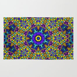 Persian kaleidoscopic Mosaic G522 Rug