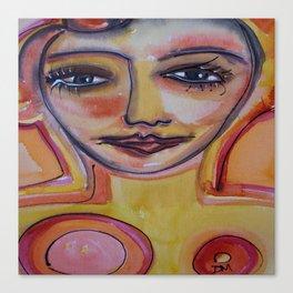 soul art Canvas Print