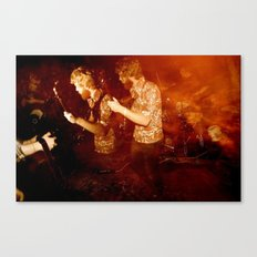 Two Time'n' Canvas Print