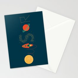 Quasar Stationery Cards