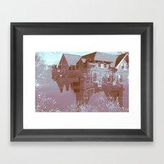 bewilder Framed Art Print