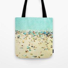Coney Island Beach Tote Bag
