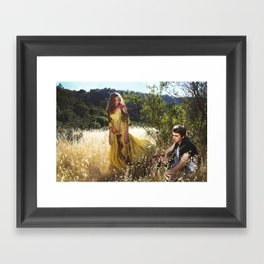 paradise 2 Framed Art Print