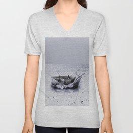 Rock The Boat Unisex V-Neck