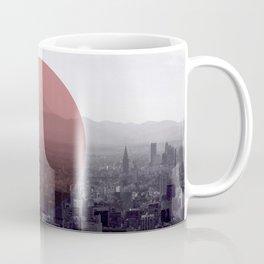 Fuji in the Distance - Remastered Coffee Mug