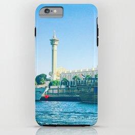 Blue cruise iPhone Case