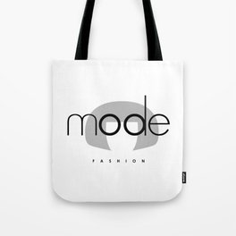 Edna Mode Fashion (logo big) Tote Bag