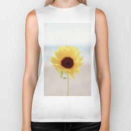 Daylight flower Biker Tank