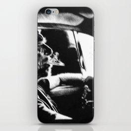 Bukowski's Sunday Drive iPhone Skin