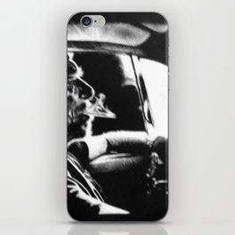 Bukowski's Sunday Drive iPhone Skin