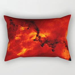 Solar Flare Rectangular Pillow