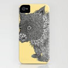 Little Wombat Slim Case iPhone (4, 4s)