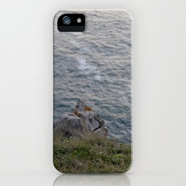 Don't Get Too Close iPhone Case