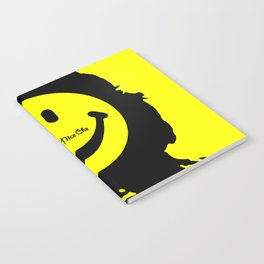 Have A Nice Che Funny Pop Culture Yellow Notebook