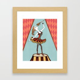 FireEater Framed Art Print