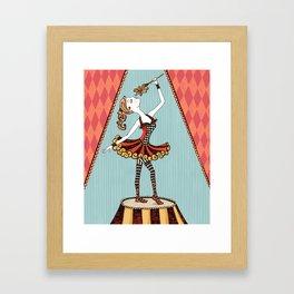 FireEater Framed Art Print