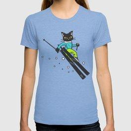 Ski action T-shirt
