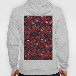 Autumnal flowers mixture Hoody