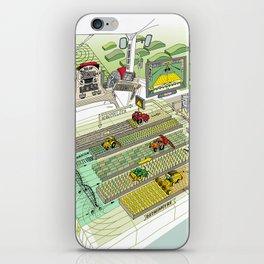 Agrarian iPhone Skin
