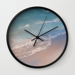 """Starting Point"" detail Wall Clock"