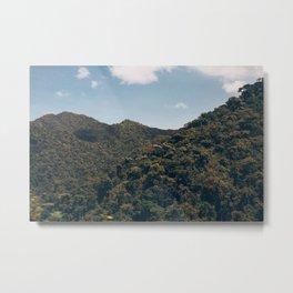 Mindo Ecuador Metal Print