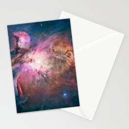 Great Nebula in Orion, Messier 42. Stationery Cards
